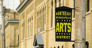 Northeast Minneapolis Arts District